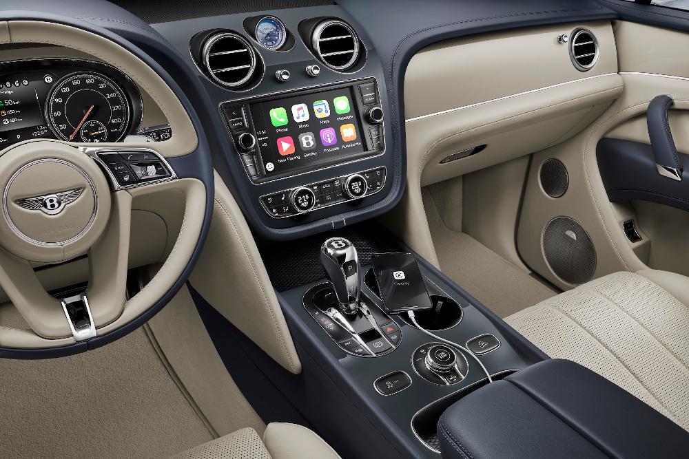 Παραδόθηκαν οι πρώτες plug-in υβριδικές Bentley Bentayga Hybrid