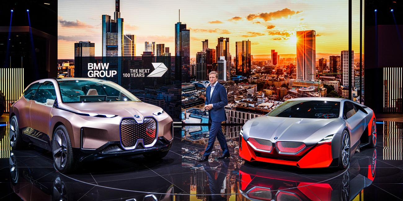 Ο πρόεδρος και διευθύνων σύμβουλος της γερμανικής φίρμας ανακοίνωσε τους νέους φιλόδοξους στόχους του BMW Group σχετικά με την ηλεκτροκίνηση.