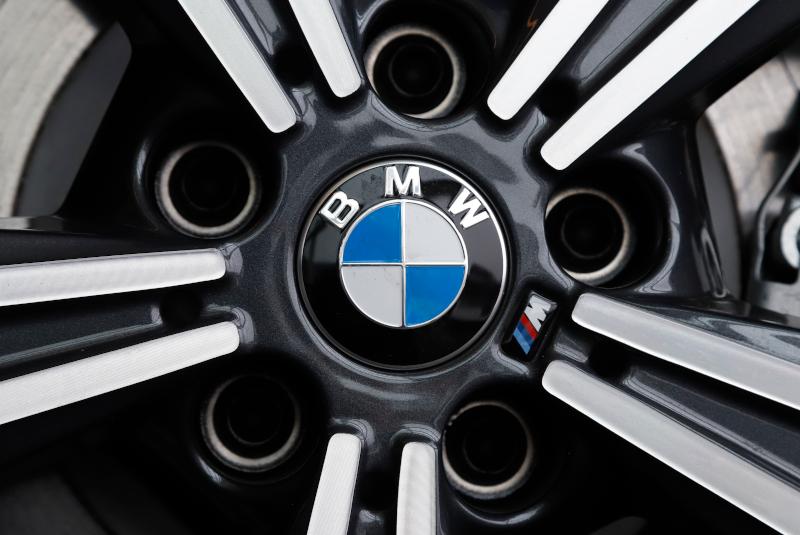 Το παλιό λογότυπο της BMW