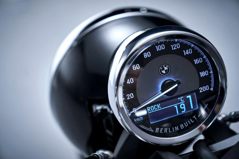 H BMW παρουσιάζει τη νέα R 18