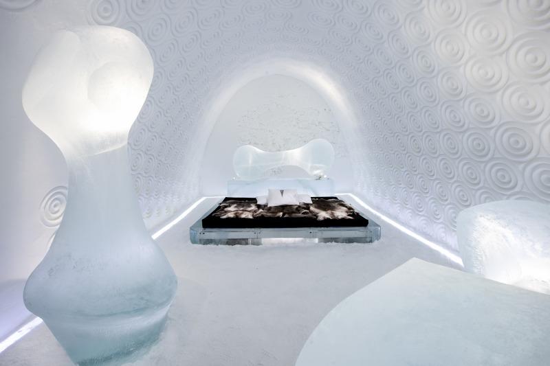Το «Bone Room» με τα γλυπτά σε σχήμα κόκαλου