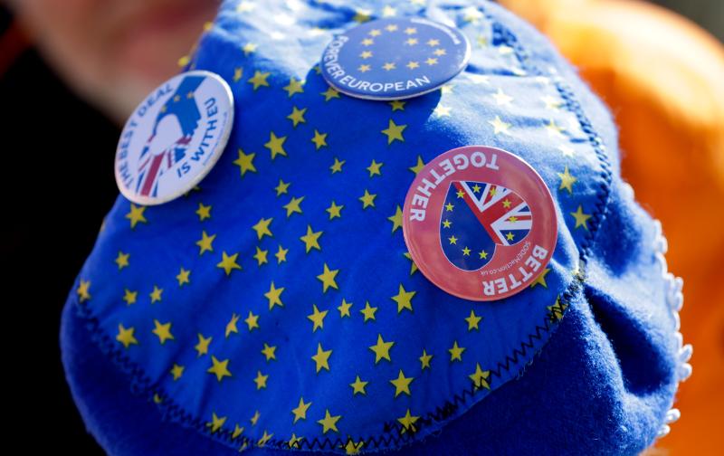 Διαδηλώσεις κατά του Brexit