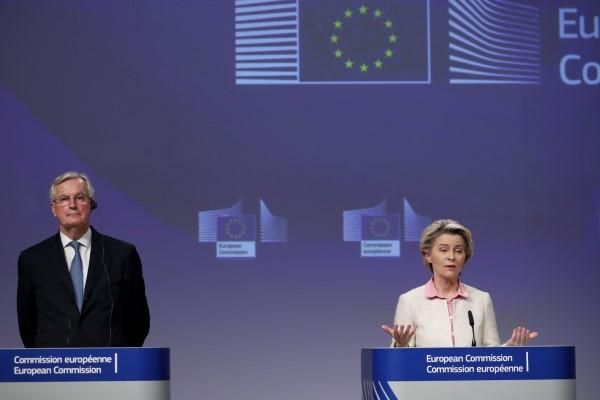 Brexit: Ιστορική συμφωνία, όλοι πανηγυρίζουν -ΕΕ και Βρετανία μιλούν για δίκαιο συμβιβασμό