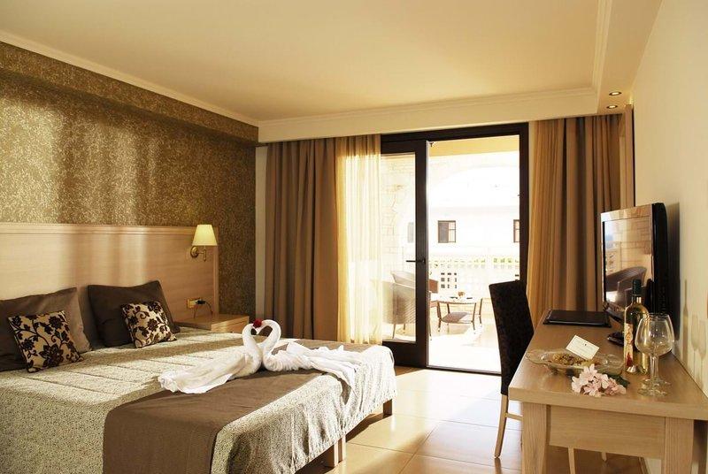 Φωτογραφία από ένα από τα δωμάτια του ξενοδοχείου όπου θα γίνει η συνάντηση των swingers
