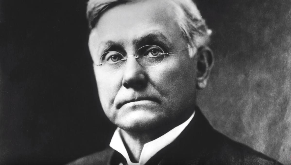 Ο πρώτος πρόεδρος της Coca Cola, Ειζα Κάντλερ που αγόρασε τη μυστική φόρμουλα το 1888