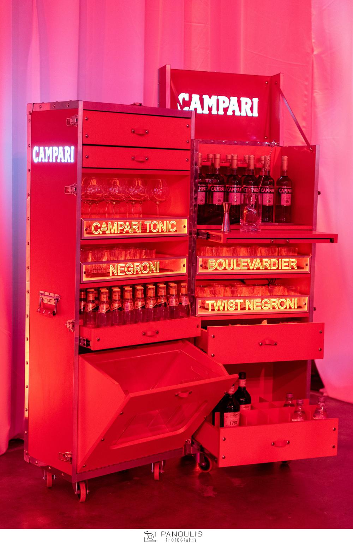 Το κινητό bar της Campari