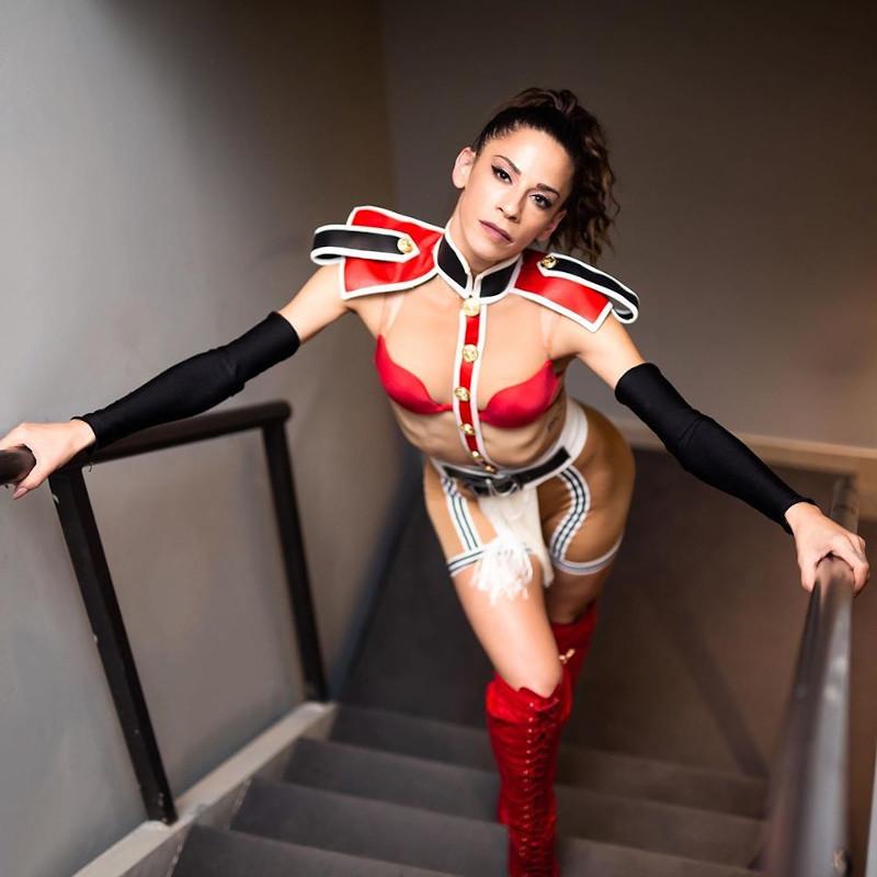 Η χορογράφος Chali Jennings