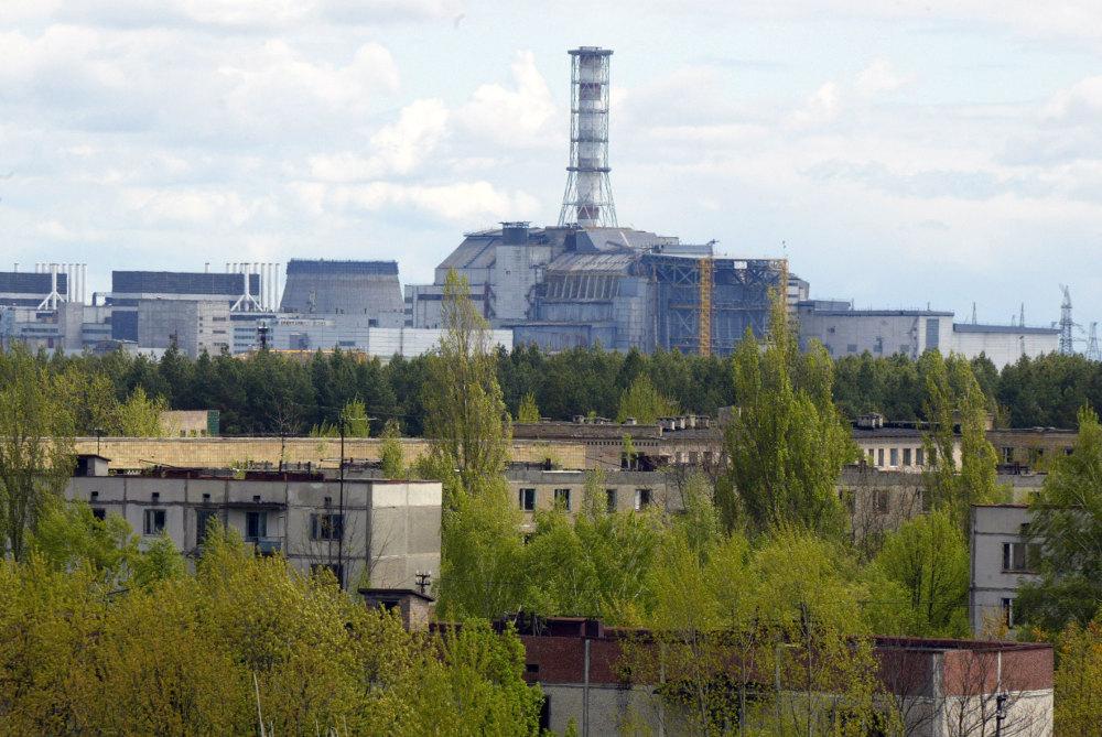 Εικόνα από την απαγορευμένη ζώνη γύρω από το Τσέρνομπιλ σήμερα