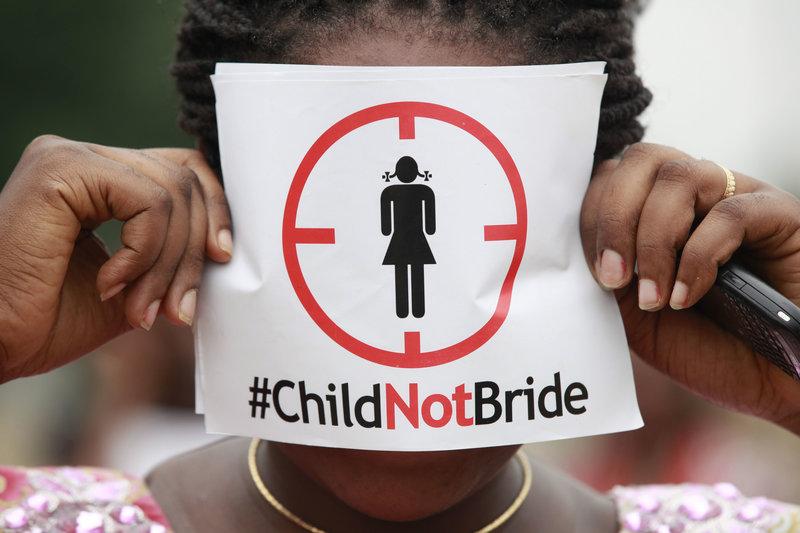 Ο ΟΗΕ έχει υπογραμμίσει ότι όλες οι χώρες θα πρέπει να απαγορεύσουν τους γάμους ανηλίκων