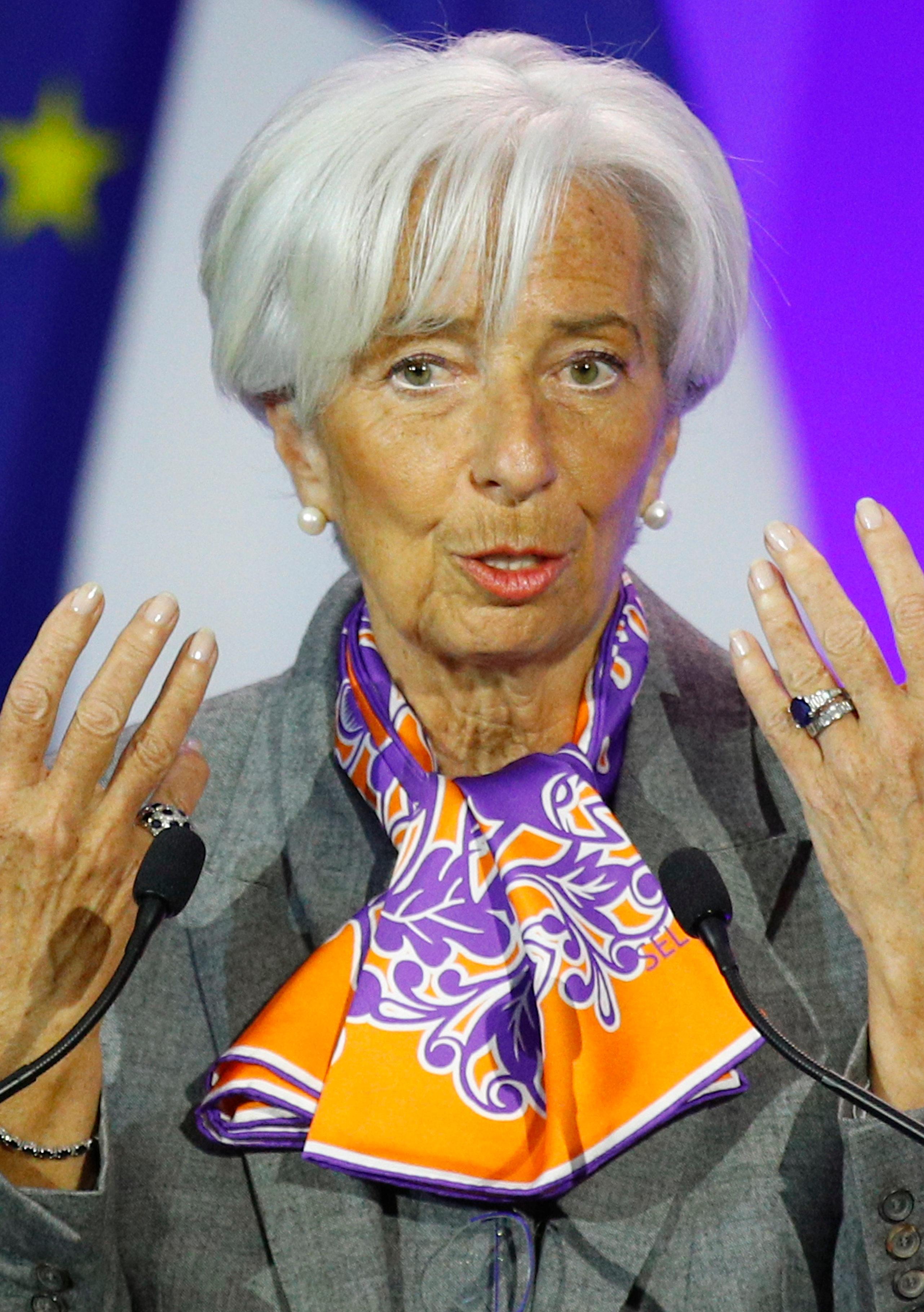 Η Κριστίν Λαγκάρντ παραιτήθηκε από το ΔΝΤ προκειμένου να αναλάβει επικεφαλής της ΕΚΤ