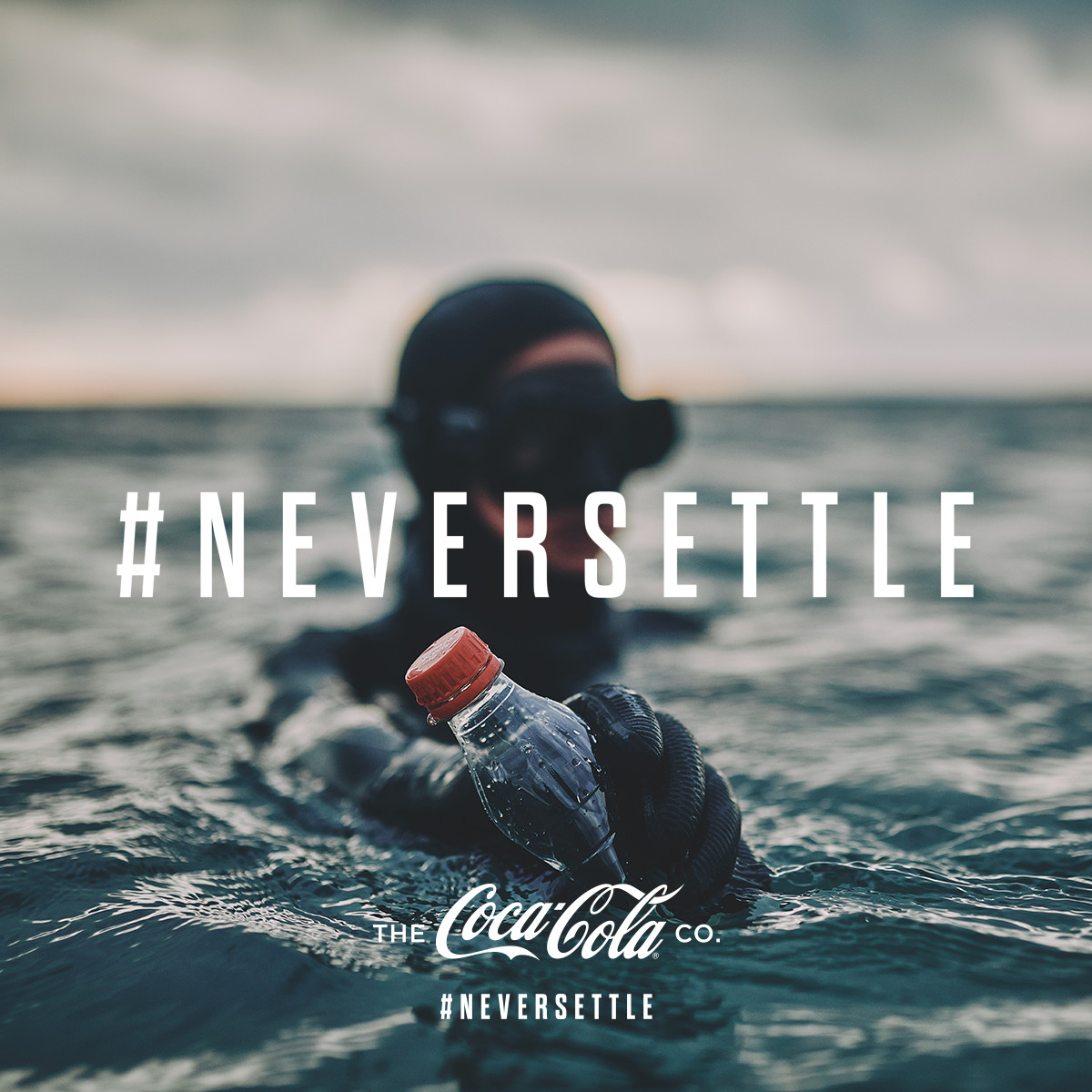 #Neversettle: η νέα καμπάνια της Coca-Cola