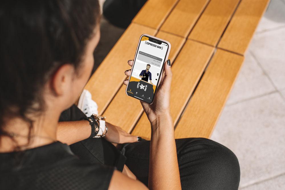 Σε εξέλιξη και ένα e-shop για τους λάτρεις του καφέ και του ποιοτικού φαγητού