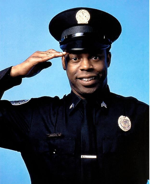 Αστυνόμος με στολή