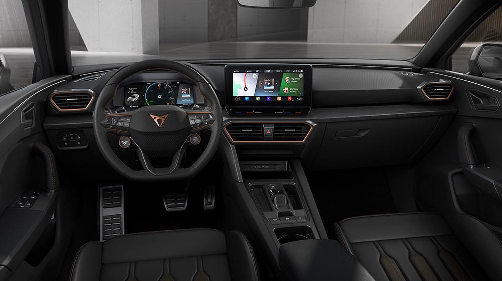 Νέο Cupra Leon: Υβριδικό και τετρακίνητο