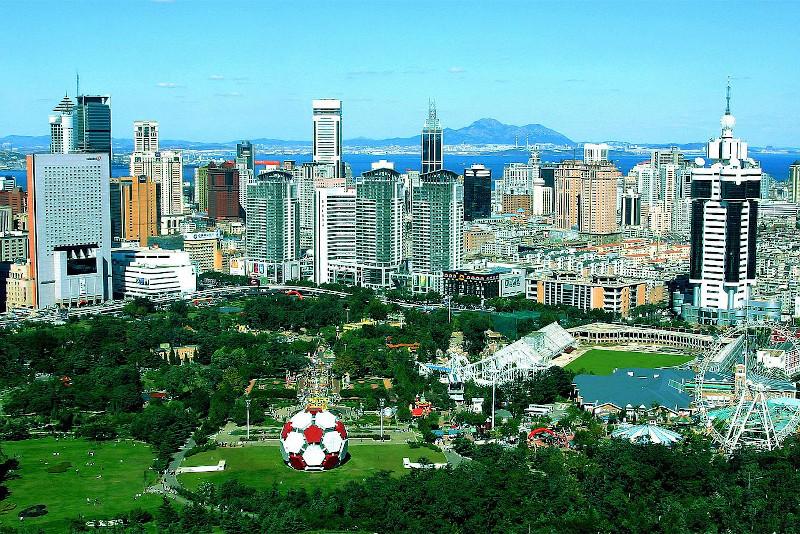 Η πόλη Dalian