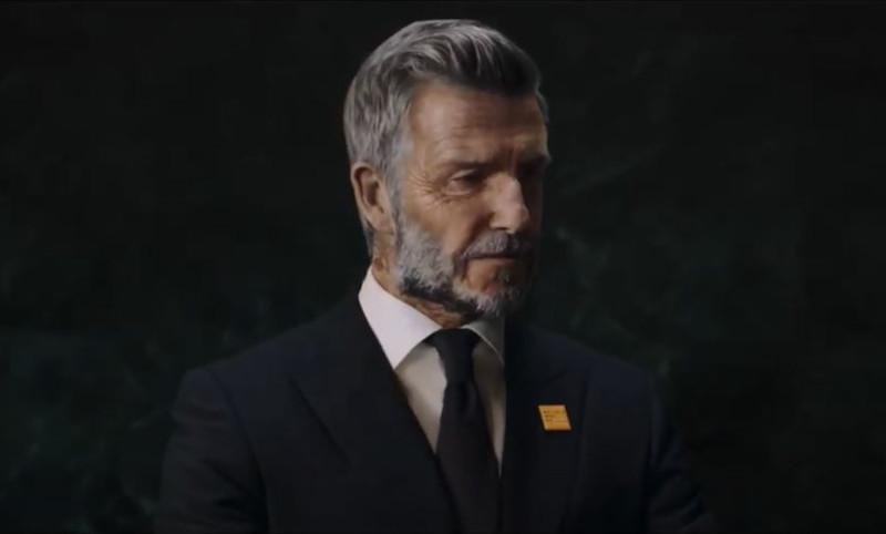 Ο Ντέιβιντ Μπέκαμ σε ηλικία 70 ετών