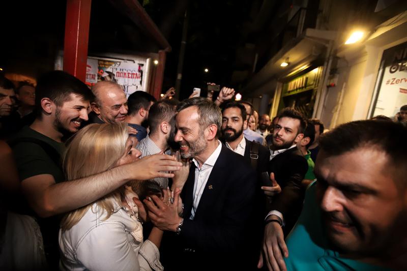 Ο νέος δήμαρχος Θεσσαλονίκης, Κωνσταντίνος Ζέρβας