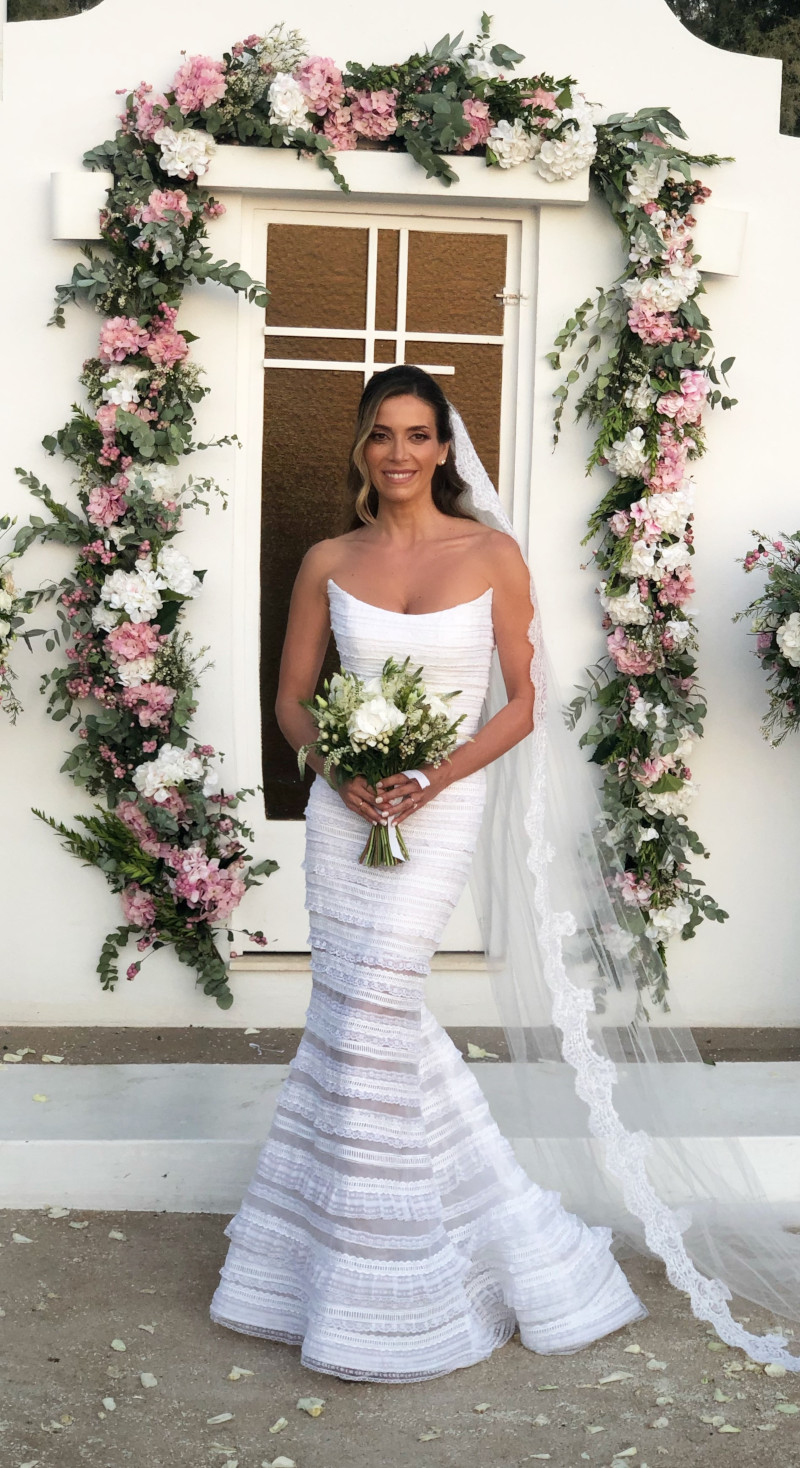Δήμητρα Λαζαράτου νύφη