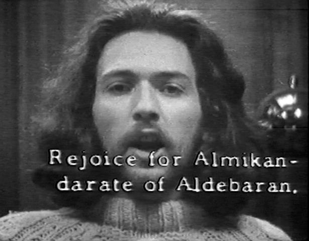 Ο Δημήτρης Φινινής σε σκηνή του φιλμ «Αλδεβαράν»