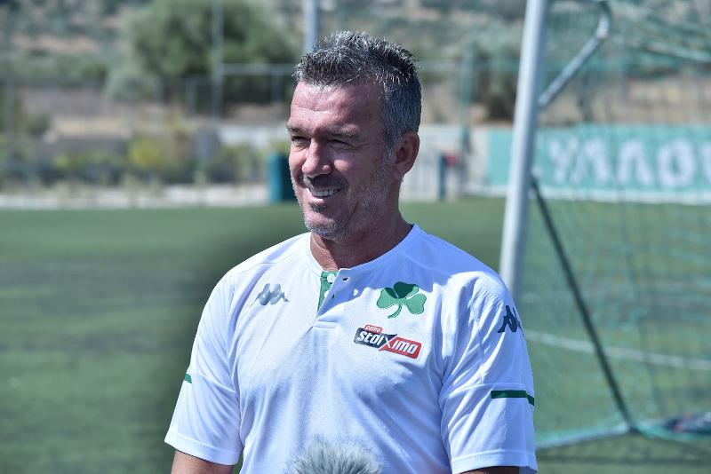 Δημήτρης Σαραβάκος, Συντονιστής Ποδοσφαιρικού Τμήματος της ΠΑΕ Παναθηναϊκός