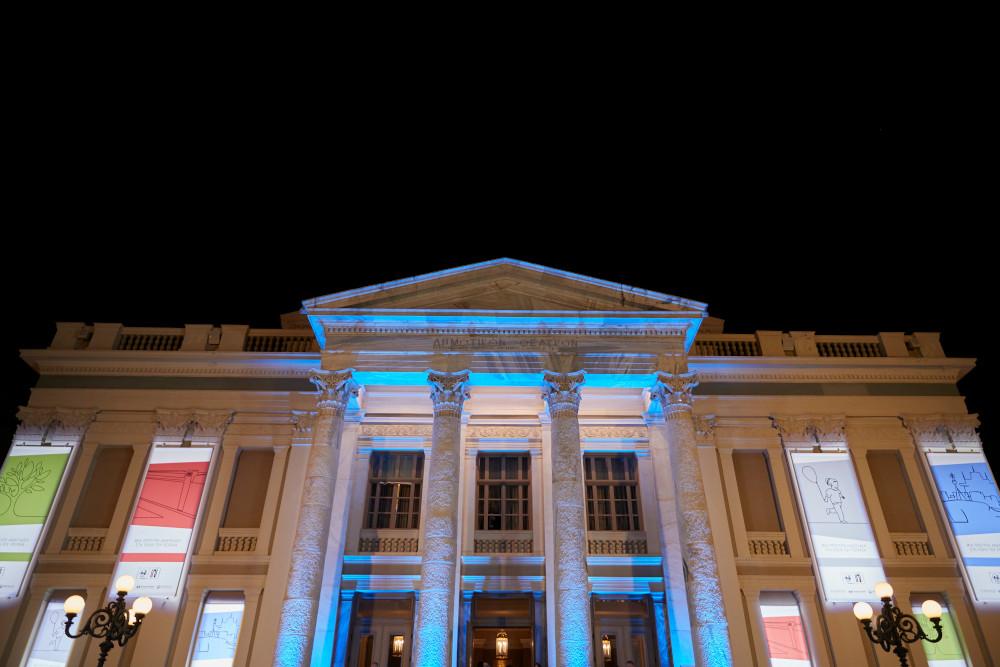 Το Δημοτικό Θέατρο Πειραιά