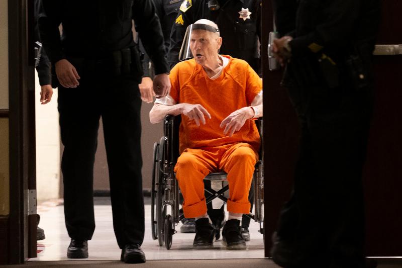 Ο γερασμένος πλέον Ντι Αντζελο εμφανίστηκε σε αναπηρικό καροτσάκι
