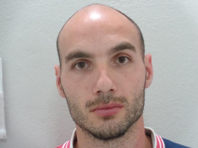 Ο 27χρονος δολοφόνος της Αμερικανίδας βιολόγου, Ιωάννης Παρασκάκης