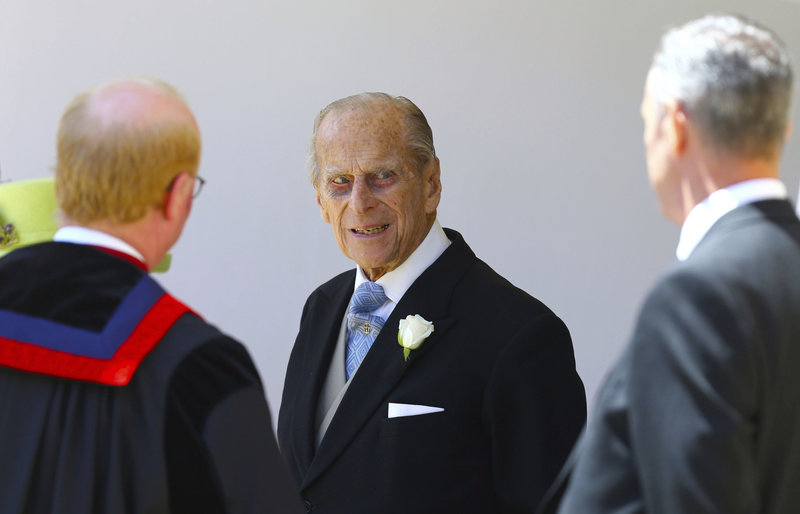Ο δούκας του Εδιμβούργου