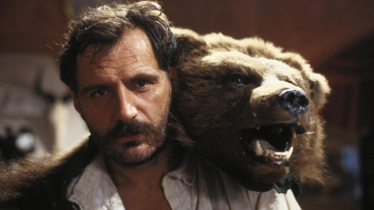 ανθρωπος αρκούδα
