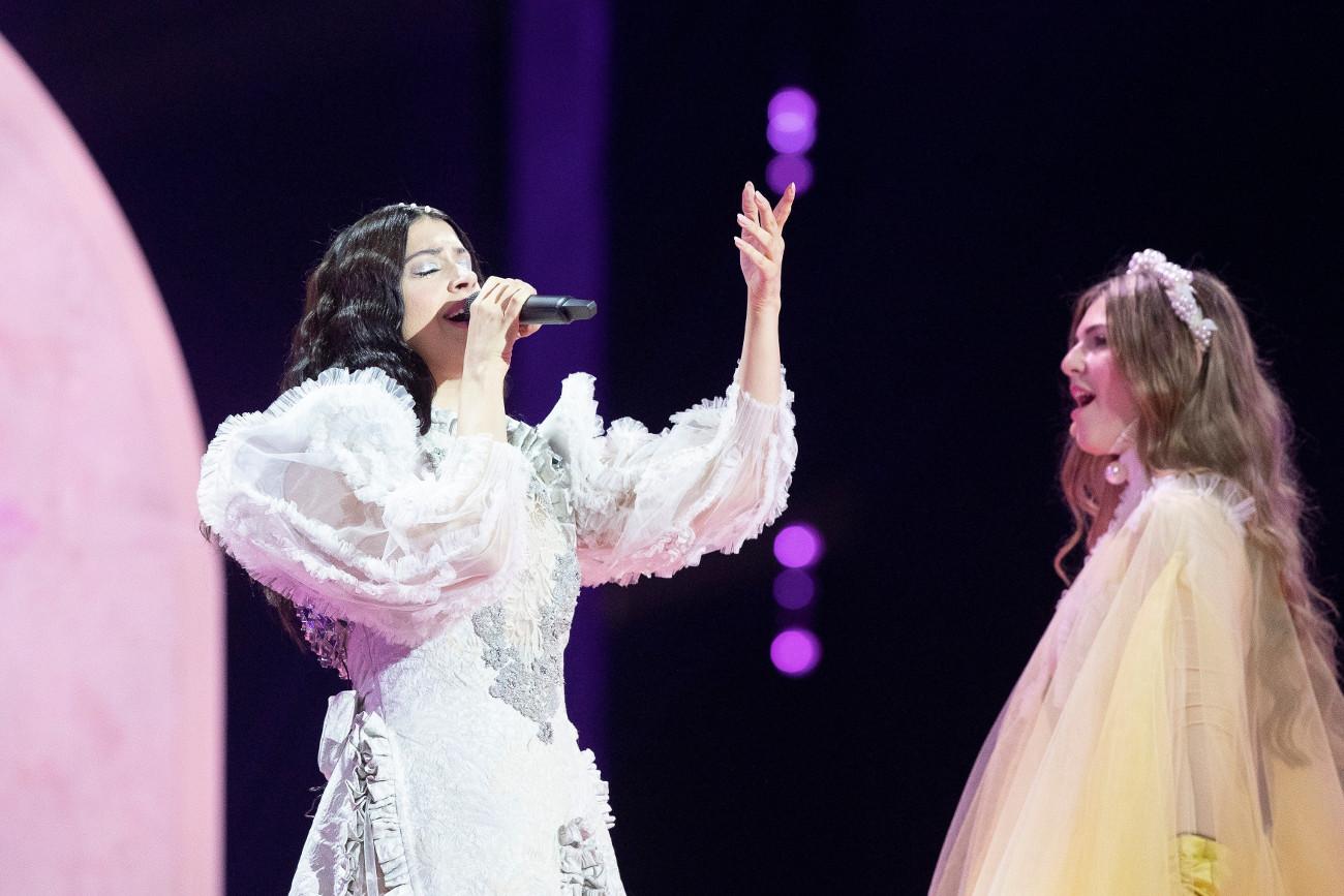 Η Κατερίνα Ντούσκα εκπροσωπεί την Ελλάδα στη Eurovision που γίνεται στο Τελ Αβίβ
