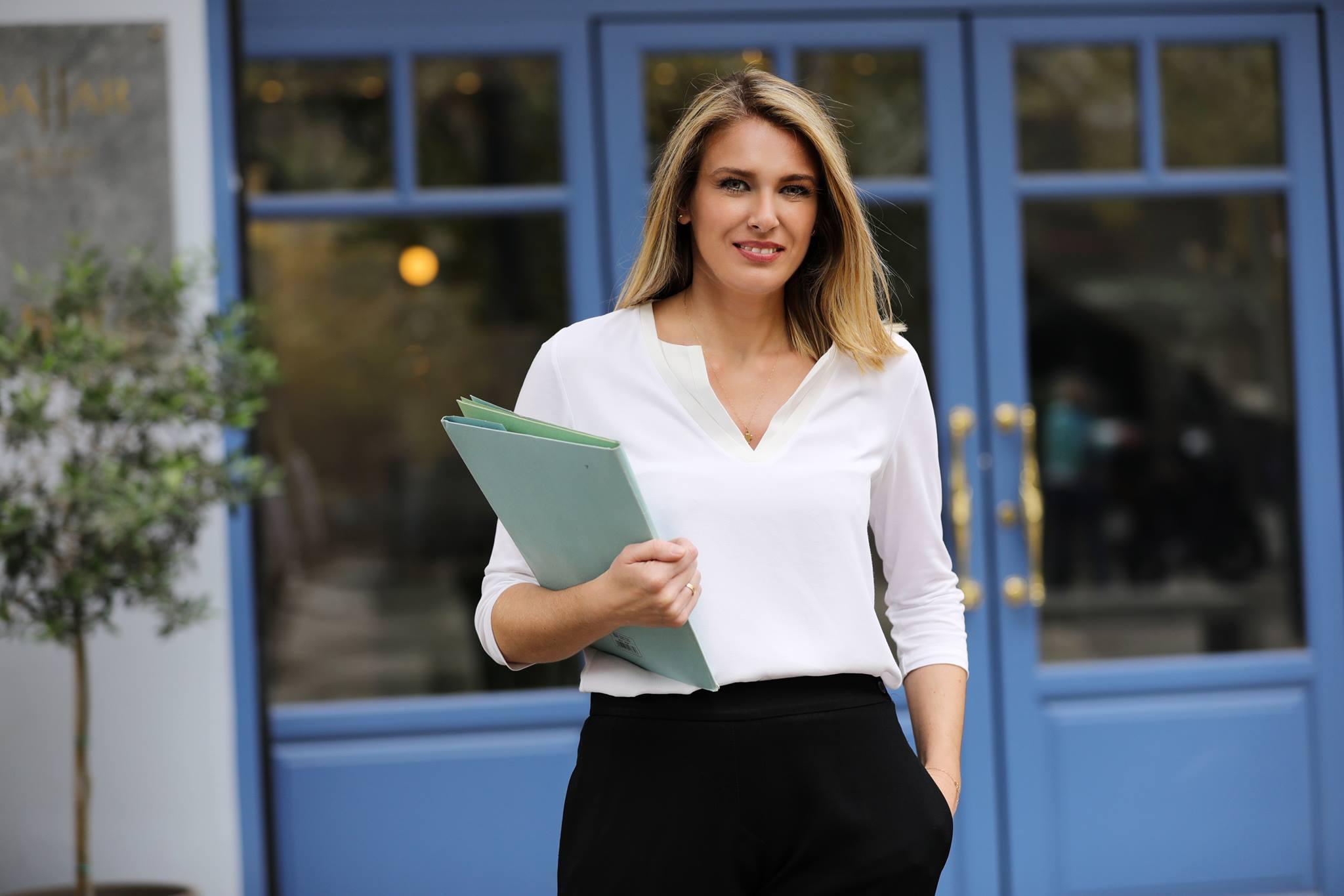 Η δικηγόρος και εργατολόγος Αννα Ευθυμίου εκλέγεται βουλευτής με το κόμμα της ΝΔ