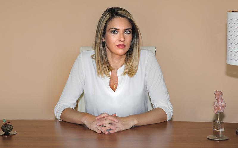 Η Αννα Ευθυμίου, από τη Θεσσαλονίκη θα βρίσκεται στα έδρανα της ΝΔ στη νέα Βουλή
