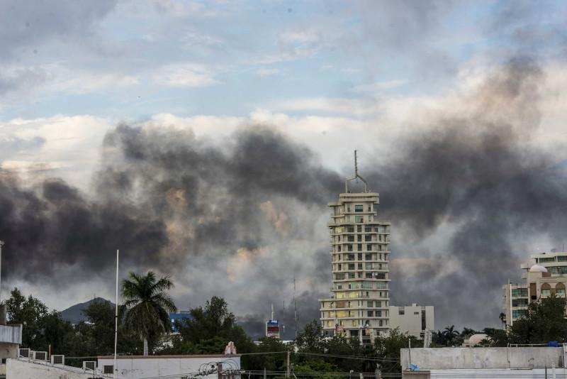 Εκρήξεις στο Μεξικό