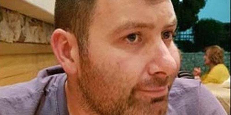 Ο 38χρονος Δημήτρης Χασάπης