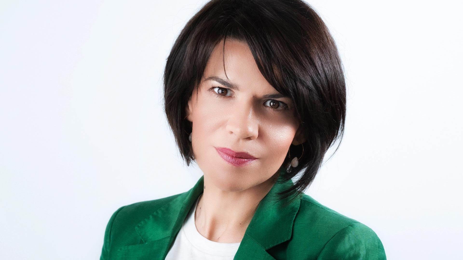 Η Τάνια Ελευθεριάδου εξελέγη για πρώτη φορά με τον ΣΥΡΙΖΑ