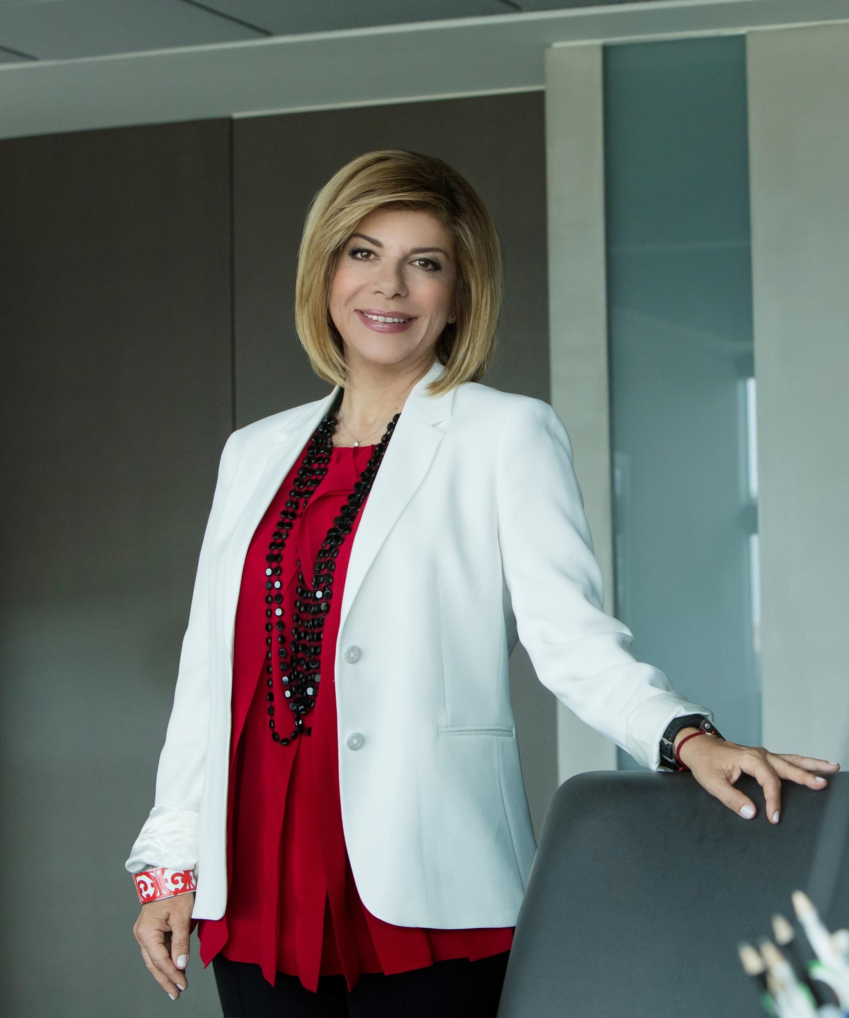 Η Chief Officer Ανθρώπινου Δυναμικού Ομίλου ΟΤΕ, κα Έλενα Παπαδοπούλου