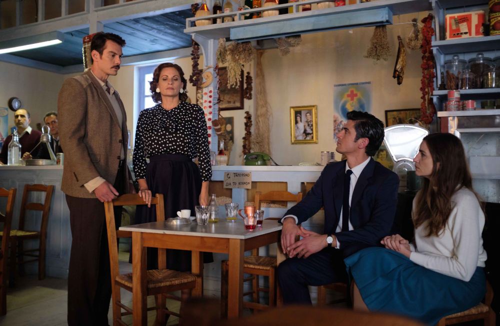 Ο Κωνσταντής έρχεται αντιμέτωπος για πρώτη φορά με την Ελένη, μετά την αποφυλάκισή της