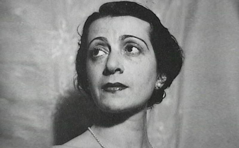 Η σπουδαία ηθοποιός Ελένη Παπαδάκη που εκτελέστηκε από τον ΕΛΑΣ
