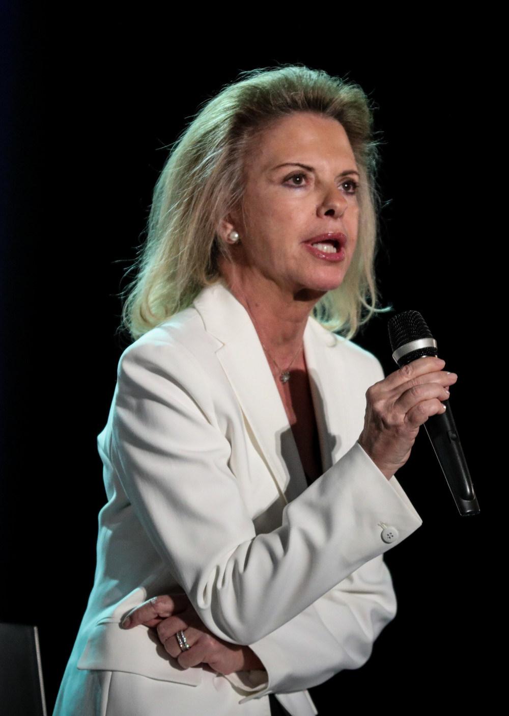 Η Ελίζα Βόζεμπεργκ συγκαταλέγεται μεταξύ των υποψηφίων της ΝΔ που εκλέγονται στις ευρωεκλογές