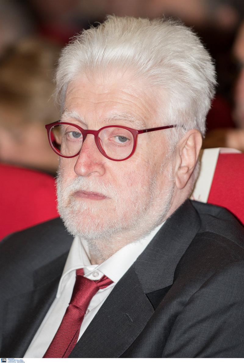 Ο Μωυσής Ελισάφ στην τελετή ορκωμοσίας του ως δήμαρχος Ιωαννίνων