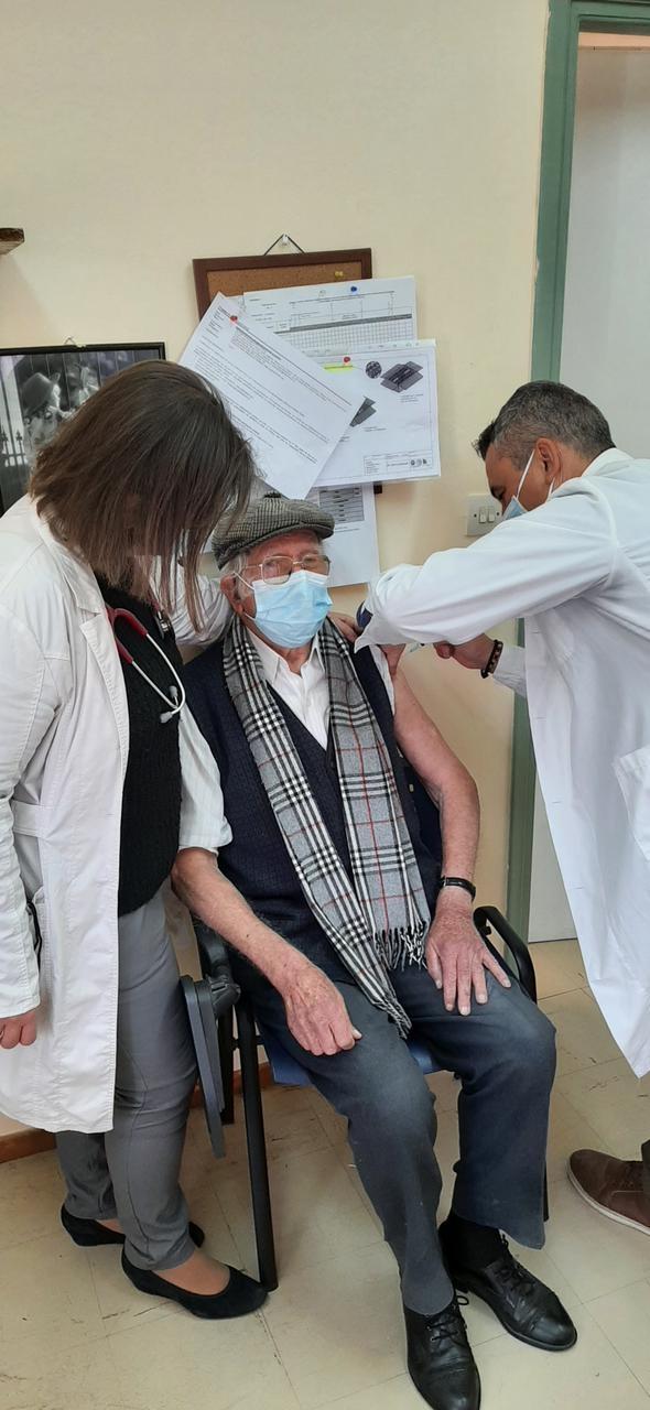 εμβολιαστικά κέντρα κέντρα υγείας ηλικιωμένοι