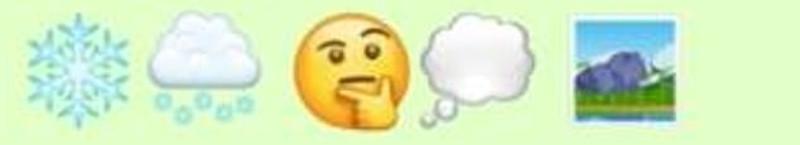 Κουίζ: Σου δείχνουμε τα emojis, μπορείς να βρεις το χριστουγεννιάτικο τραγούδι;