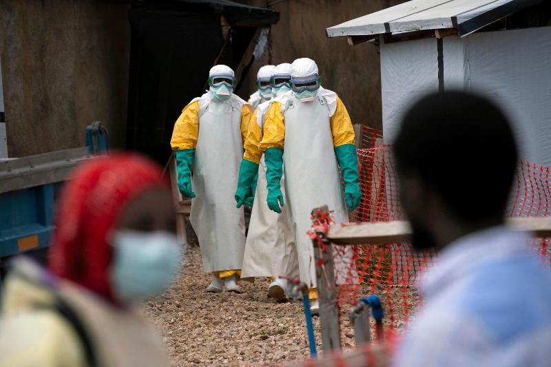 Θερίζει ο ιός του Εμπολα στη Λαϊκή Δημοκρατία του Κονγκό