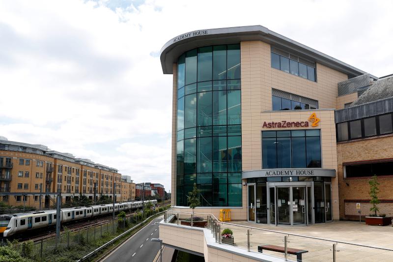 AstraZeneca κτίριο