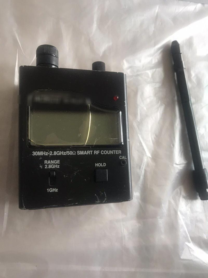 Συσκευή εντοπισμού ραδιοσυχνοτήτων