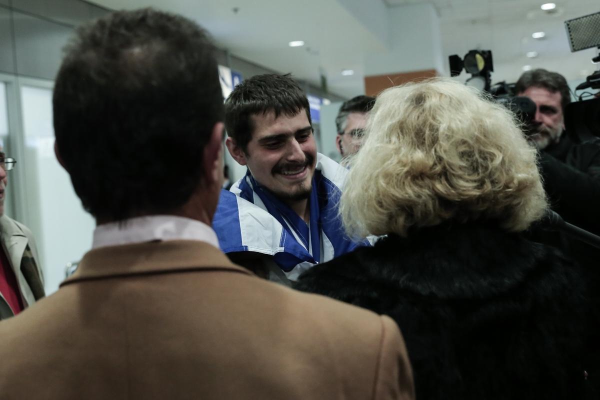 Επιστροφή στην Ελλάδα του ναυτικού που είχαν απαγάγει πειρατές