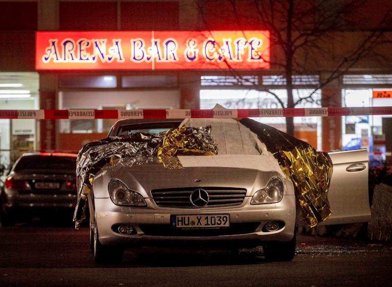 επιθέσεις σε μπαρ Γερμανία