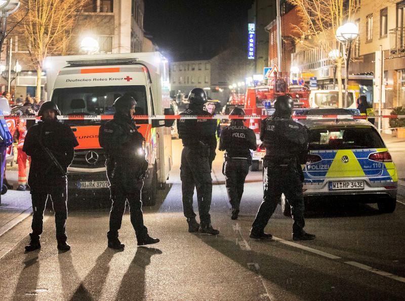 επιθέσεις μπαρ Γερμανία