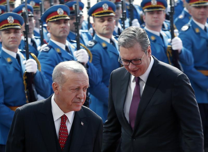 ερντογάν βούτσις στρατός