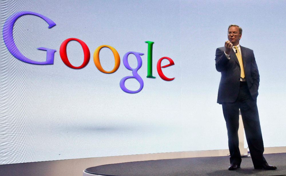 Ο διευθυντής της Google, Έρικ Σμίντ αποκάλυψε πως η εμφάνιση της Τζένιφερ Λόπεζ το 2000 γέννησε την αναζήτηση εικόνων της Google